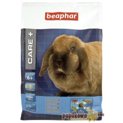 Care+ Senior Rabbit - karma super premium dla królika seniora 1,5kg