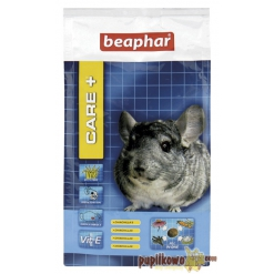 Beaphar Care + chinchilla - karma super premium dla szynszyli 250g