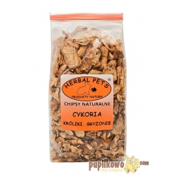 Herbal Pets - Chipsy naturalne - cykoria 125g