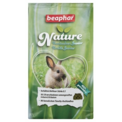 Nature Królik Junior 750g- karma Super Premium