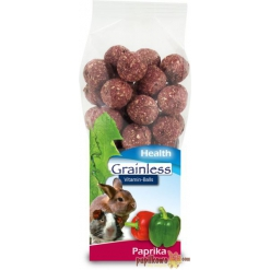 JR FARM grainless kulki z papryką 150g