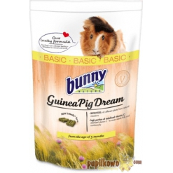 Bunny-nature Guinea Pig Dream BASIC 750g